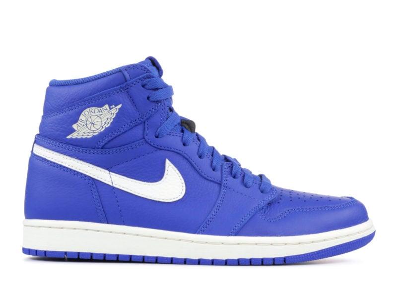 Air Jordan 1 blau