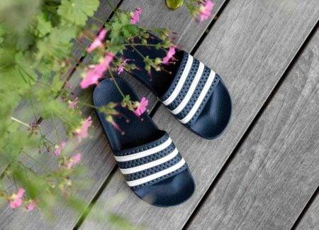 Adidas Adilette Blau