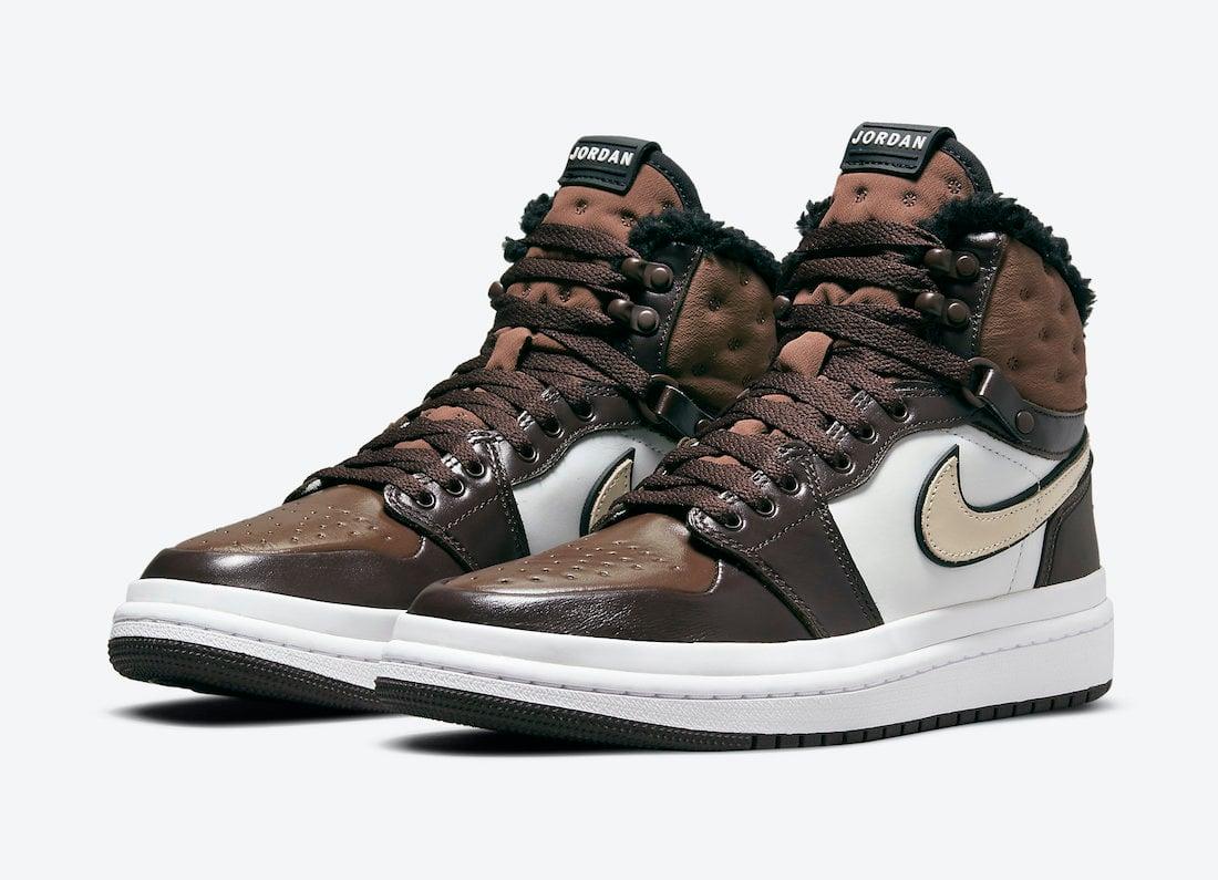 Air Jordan 1 Acclimate Chocolate DC7723-200 Full Shoe