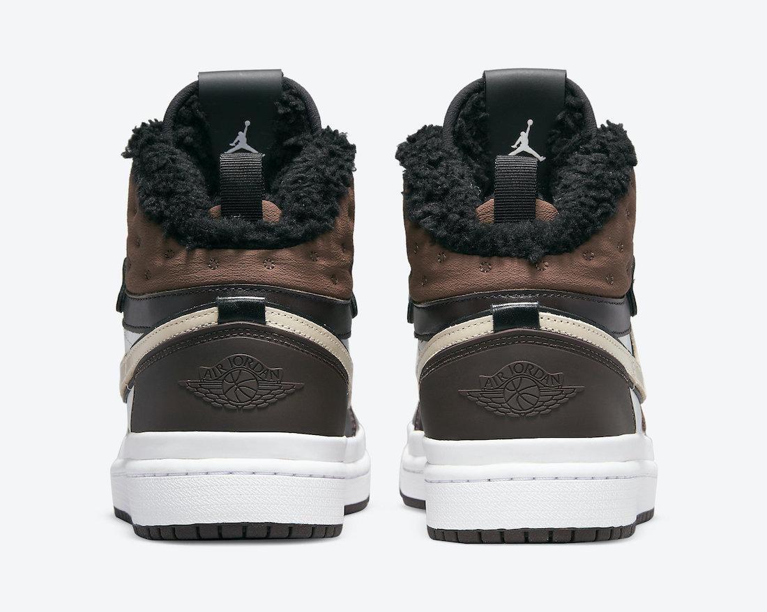 Air Jordan 1 Acclimate Chocolate DC7723-200 Heel