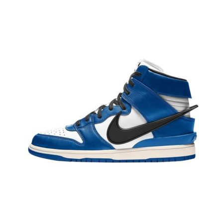 Ambush x Nike Dunk High Deep Royal Blue