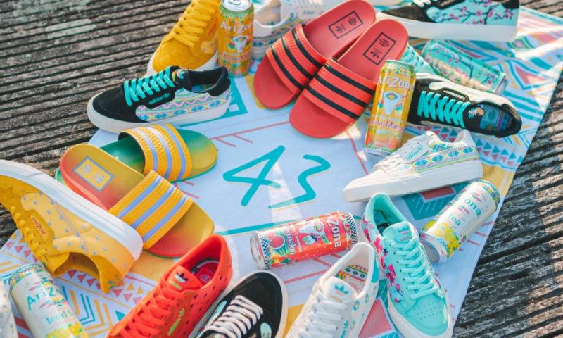 Arizona x adidas Pack