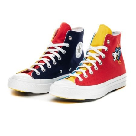 Golf Wang x Converse Chuck Taylor All Star 70 Hi Tri Panel