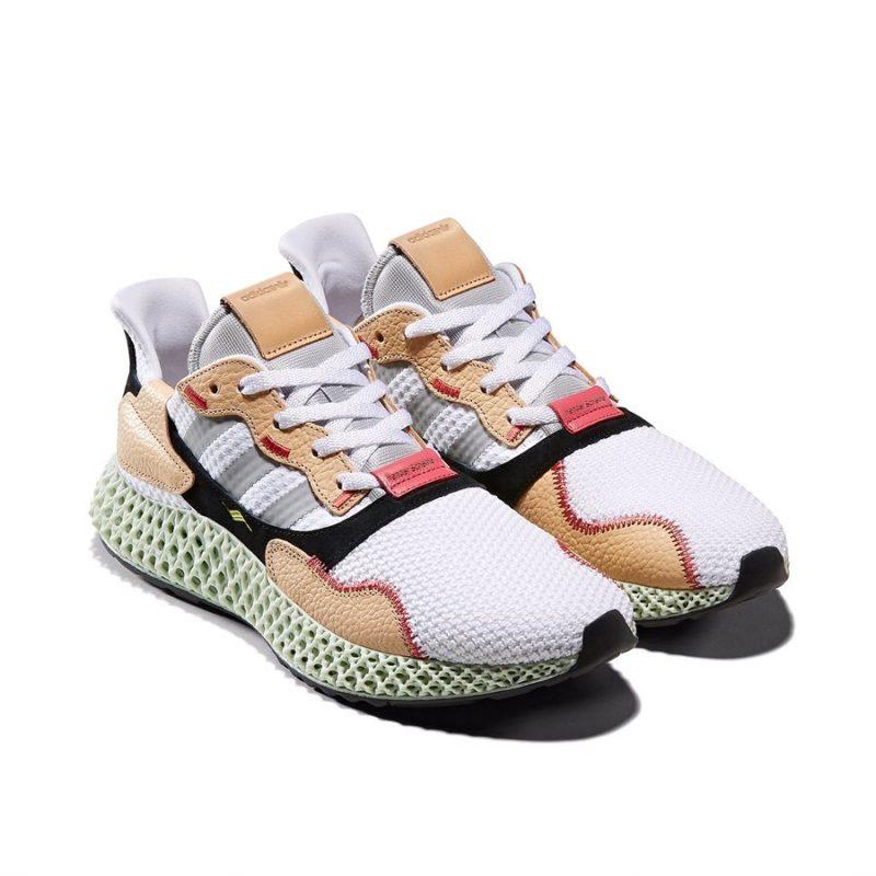 4dEverysize Scheme Blog Hender X Zx Adidas 4000 D92WEHI