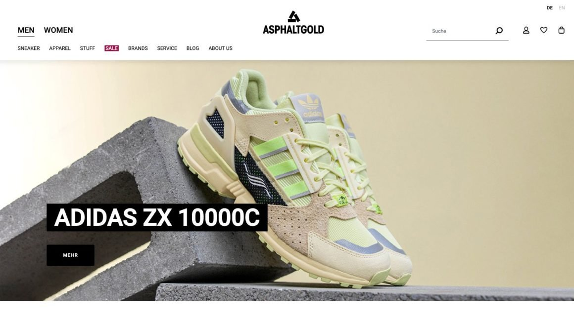 Home_asphaltgold_Sneakerstore_Logo