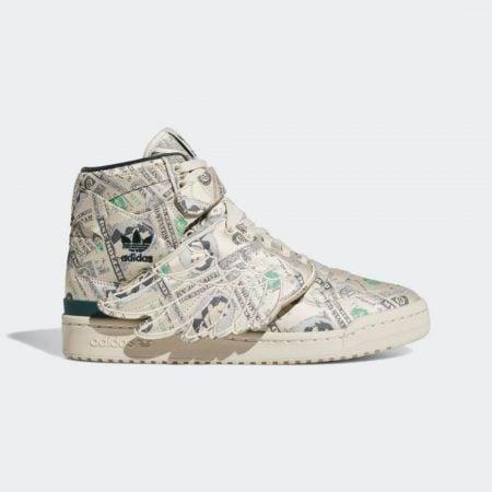Jeremy Scott x adidas Forum Wings 1.0 Money Q46154 Lateral