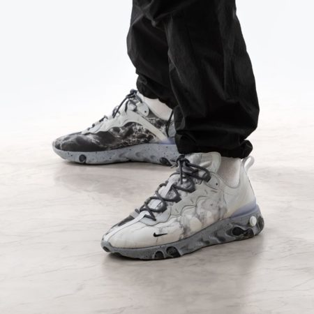 Kendrick Lamar Nike React Element 55 Titelbild