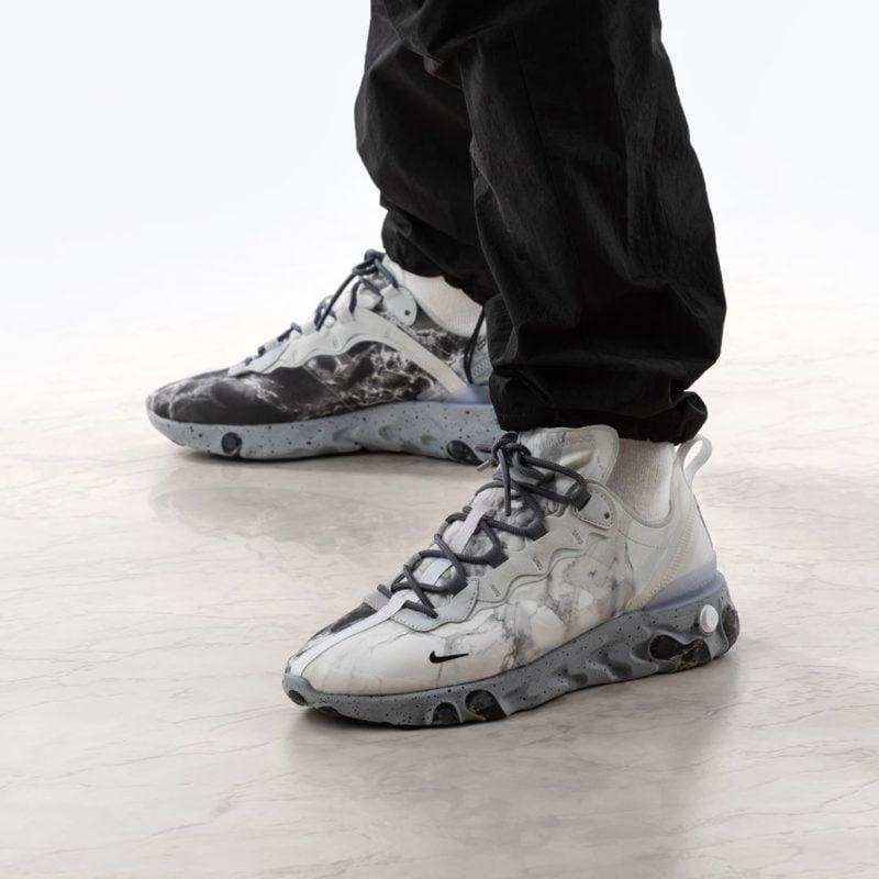 Kendrick Lamar Nike React Element 55 Titelbild