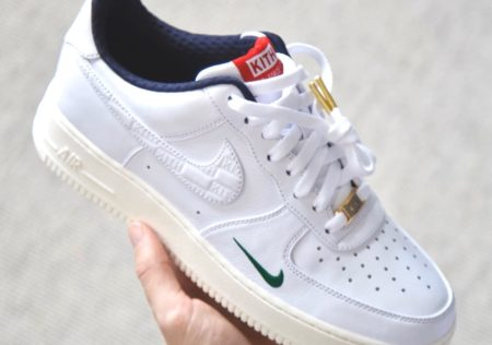 Kith x Nike Air Force 1