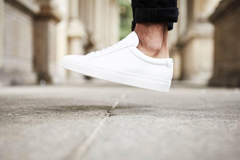 Kulson-One-sneaker-on-feet