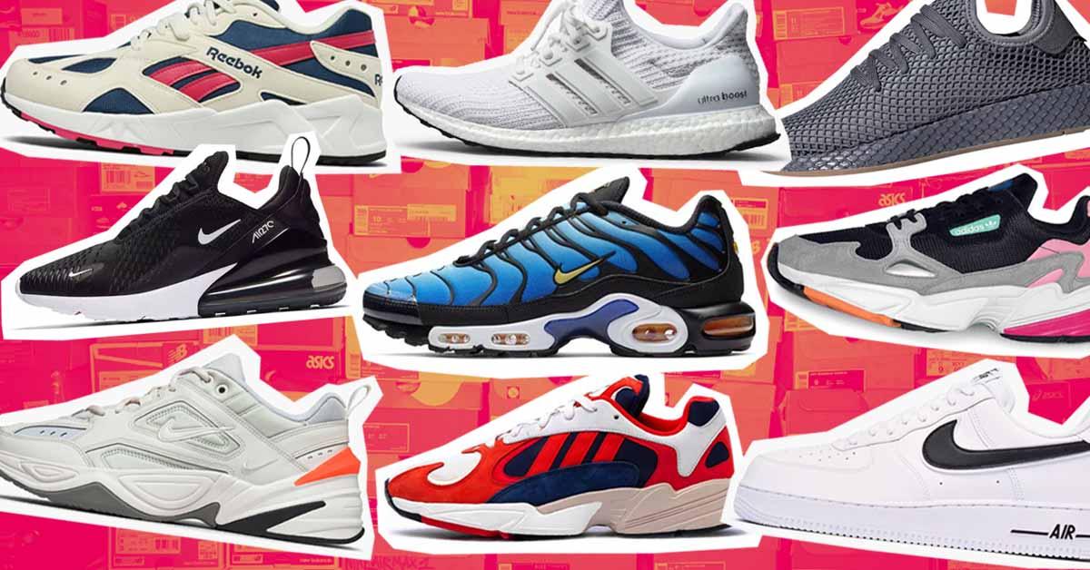 Sneaker Trends 2019 die angesagtesten Schuhe! | everysize Mag