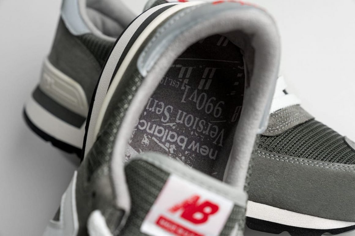 New Balance MADE 990 Version Series – NB 990 V1 Insoles