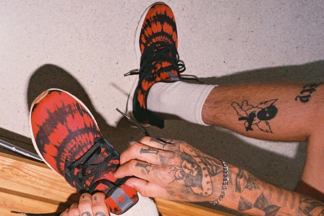 Nice Kick x adidas Ultrabosst On Feet