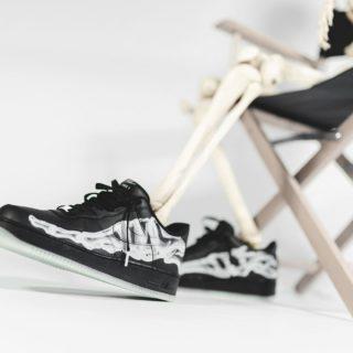 Nike Air Force 1 Lo Skeleton BQ7541-001