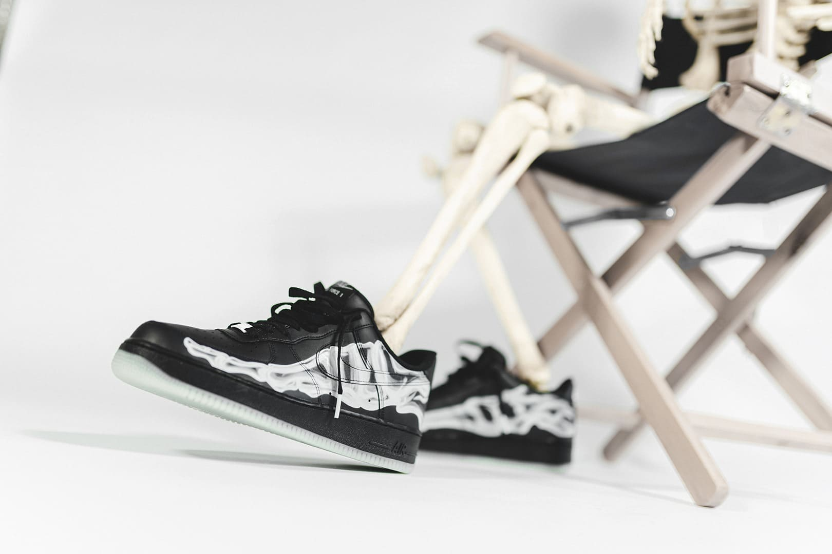 Nike Air Force 1 Lo Skeleton BQ7541-001