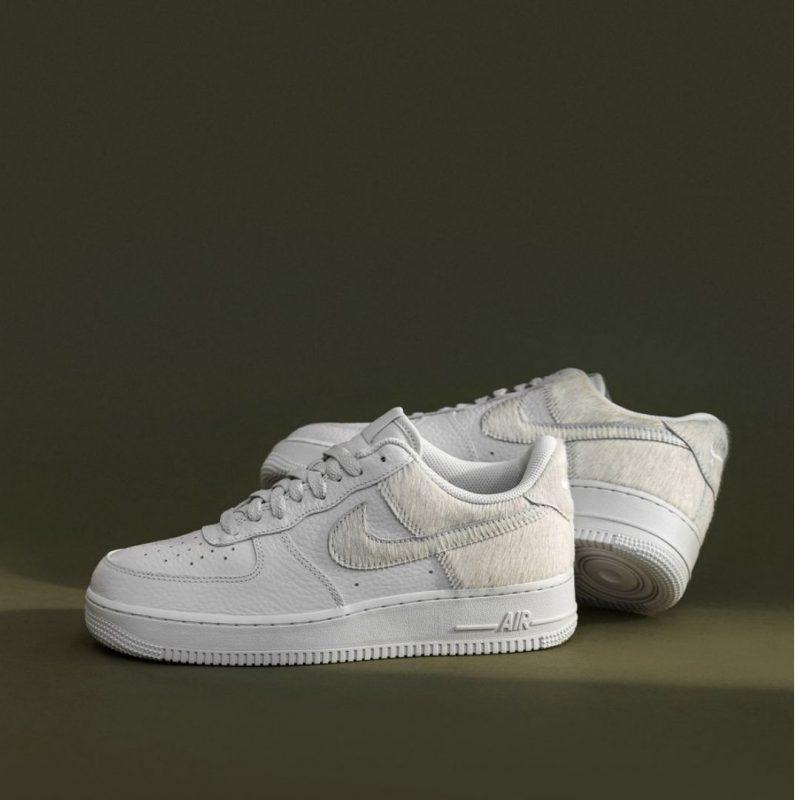 Nike Air Force 1 Photon Dust Seite