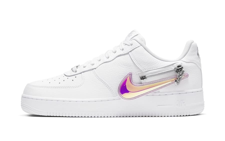 Nike-Air-Force-1-Zip-On-Swoosh CW6558-100