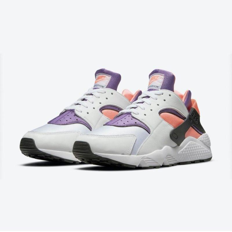 Nike Air Huarache Bright Mango DD1068-101