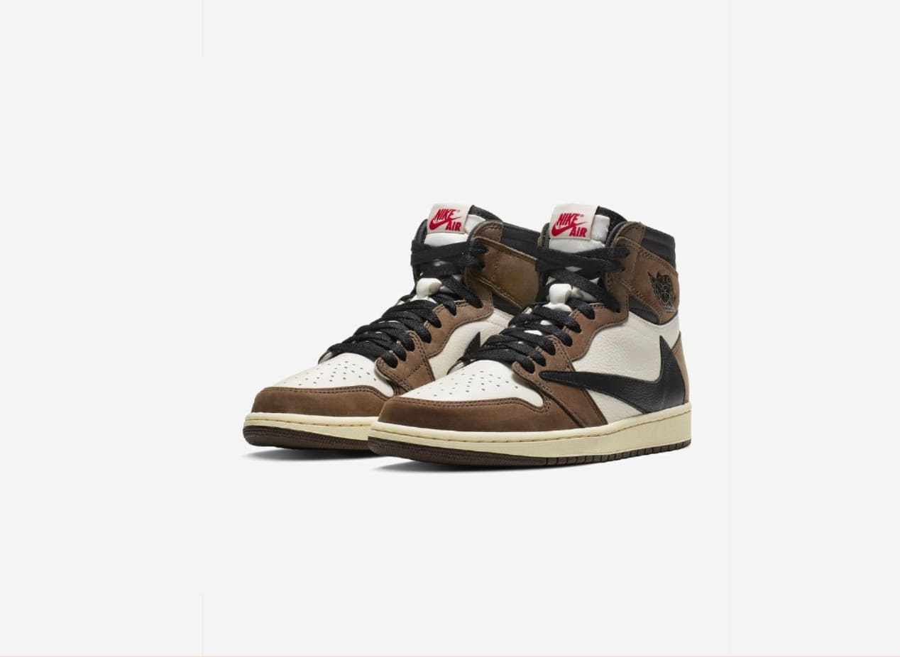"casual shoes exclusive deals fantastic savings Travis Scott x Air Jordan 1 ""Cactus Jack"" Release Date ..."