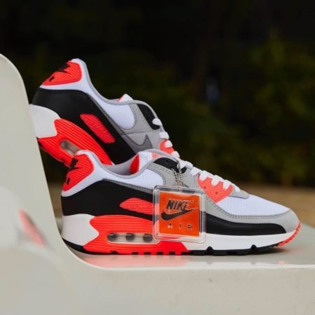 Nike Air Max 90 Infrared CT1685-100