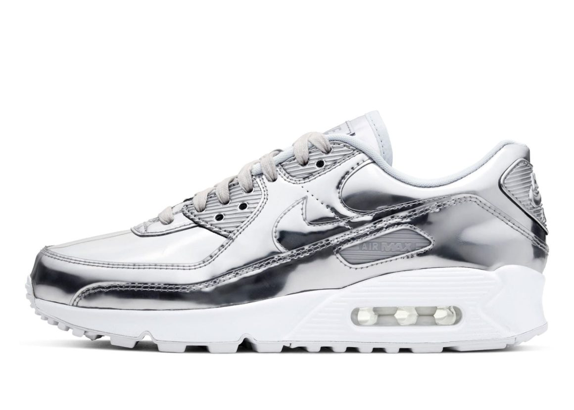 Nike Air Max 90 Metallic Pack CQ6639-001