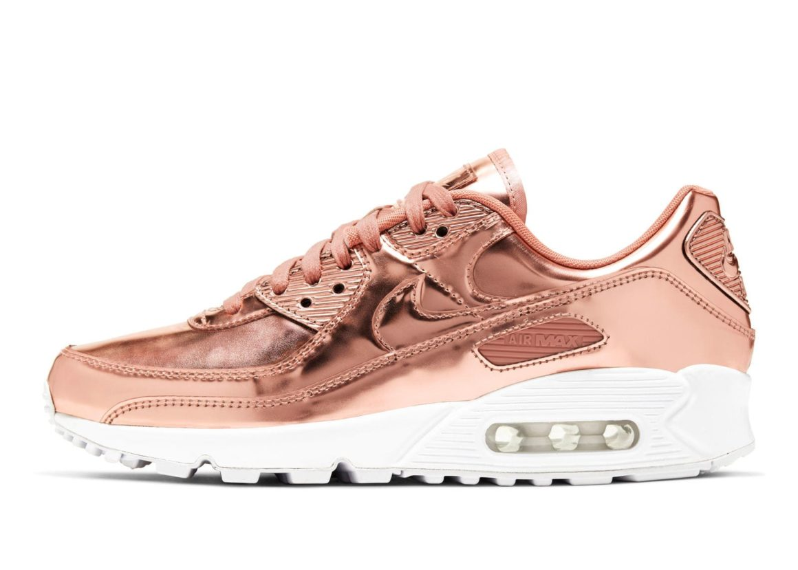 Nike Air Max 90 Metallic Pack CQ6639-600