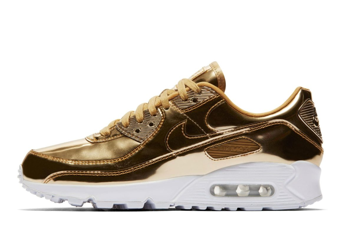 Nike Air Max 90 Metallic Pack CQ6639-700
