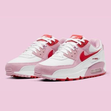 Nike Air Max 90 Valentine 2021 DD8029-100