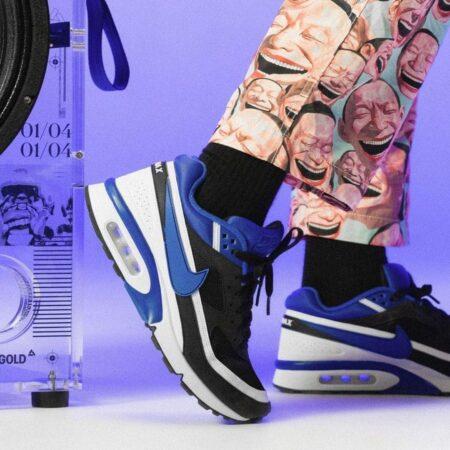 Nike Air Max BW Persian Violet DJ6124-001 Titel