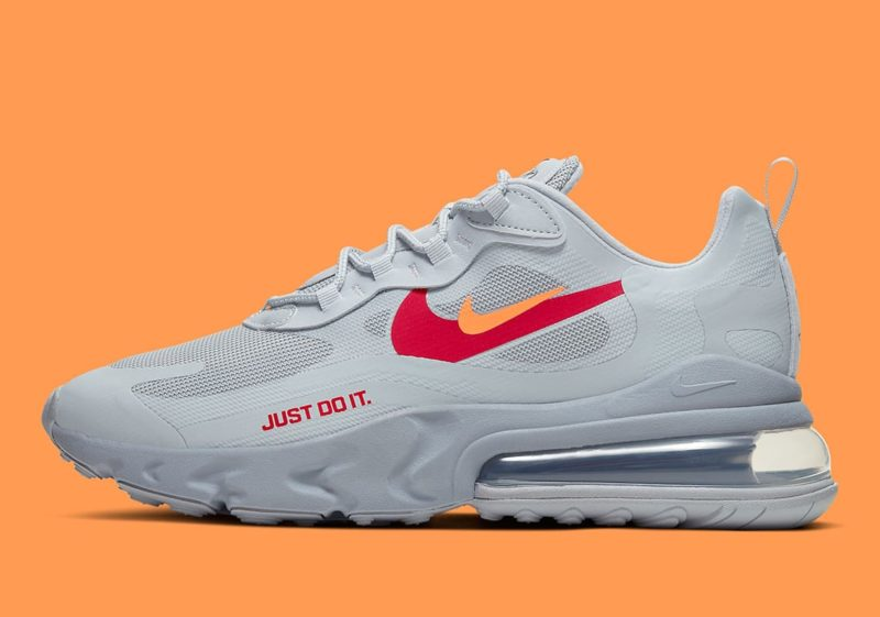 Nike Air Max React 270 Just Do It ct2203-002