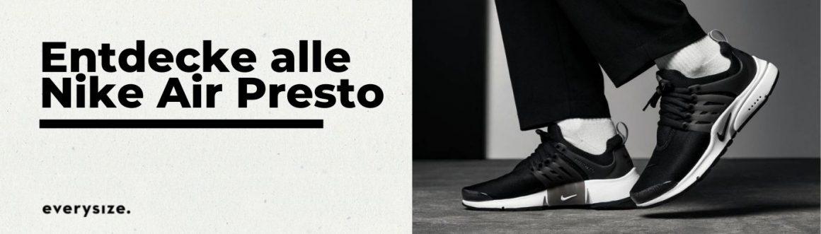 Nike Air Presto Banner