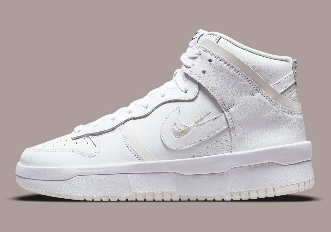 Nike Dunk High Rebel DH3718-100 Release Date