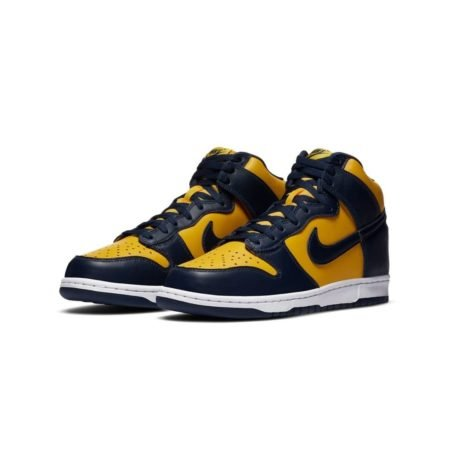 Nike Dunk High SP Michigan CZ8149 700