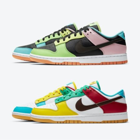 Nike Dunk Low Free 99 Pack