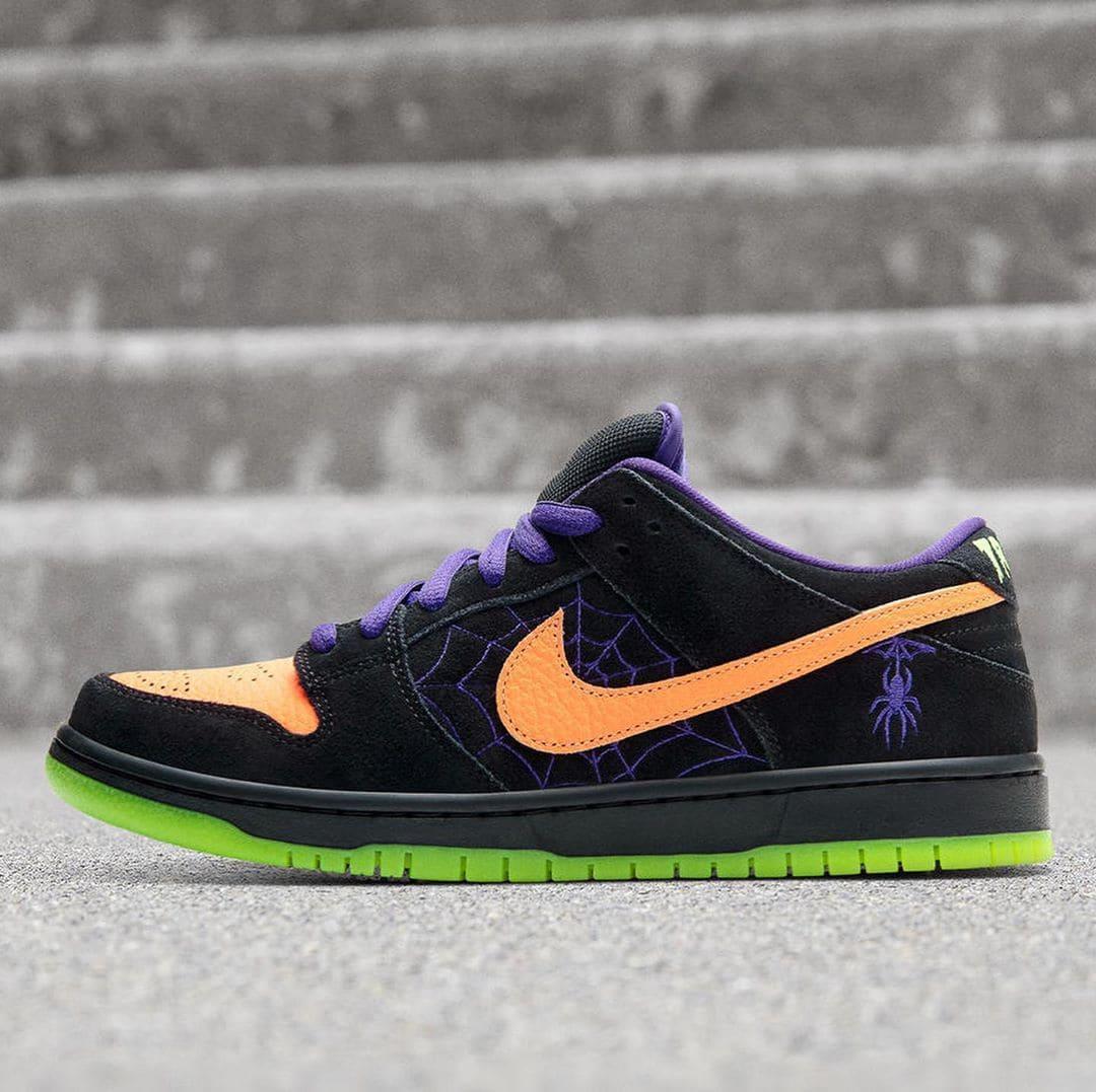 Nike SB Dunk Lo Nights of Mischief BQ6817-006