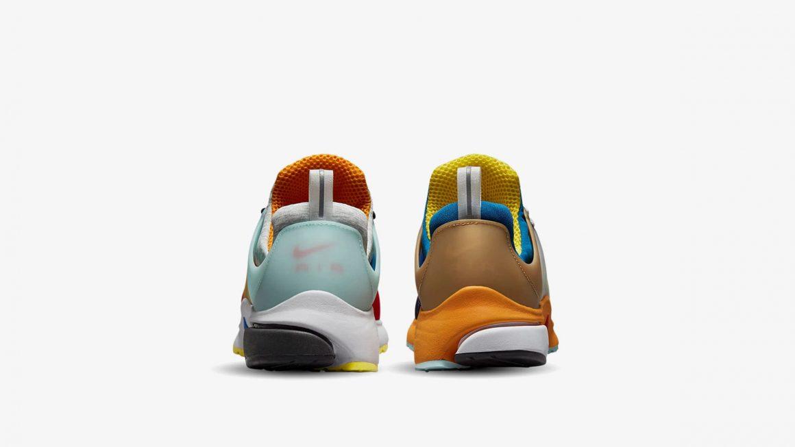 Nike What the Presto DM9554-900 Heel