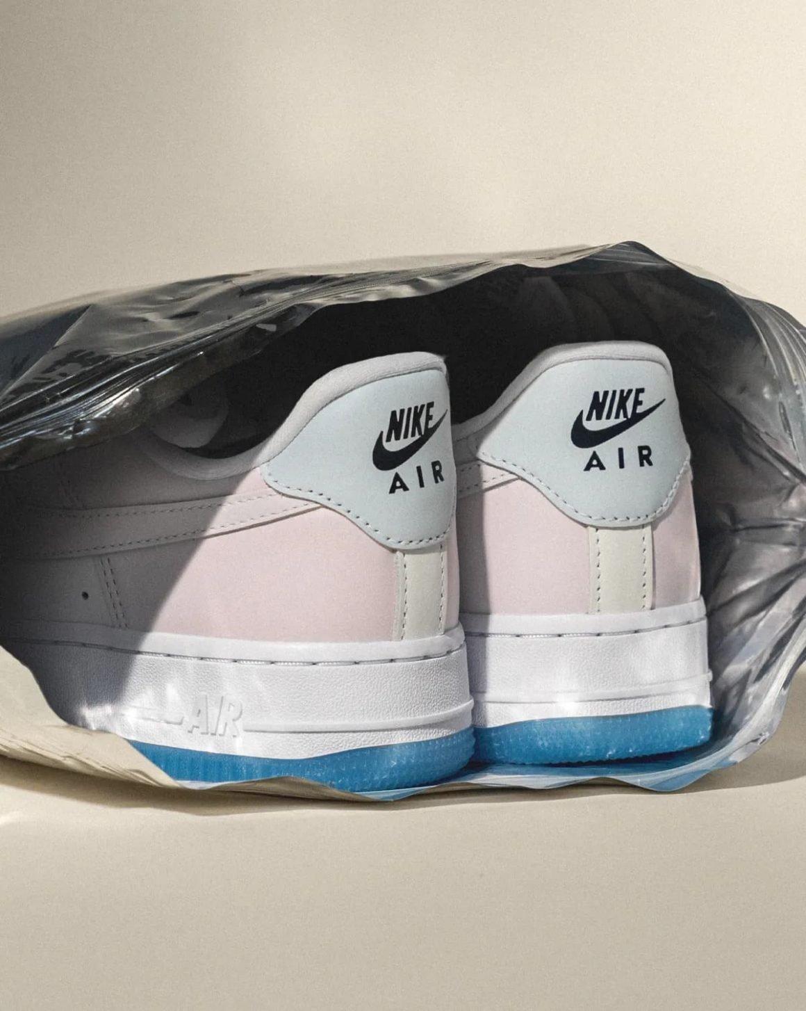 Nike Wmns Air Force 1 Low UV-Pack Heel
