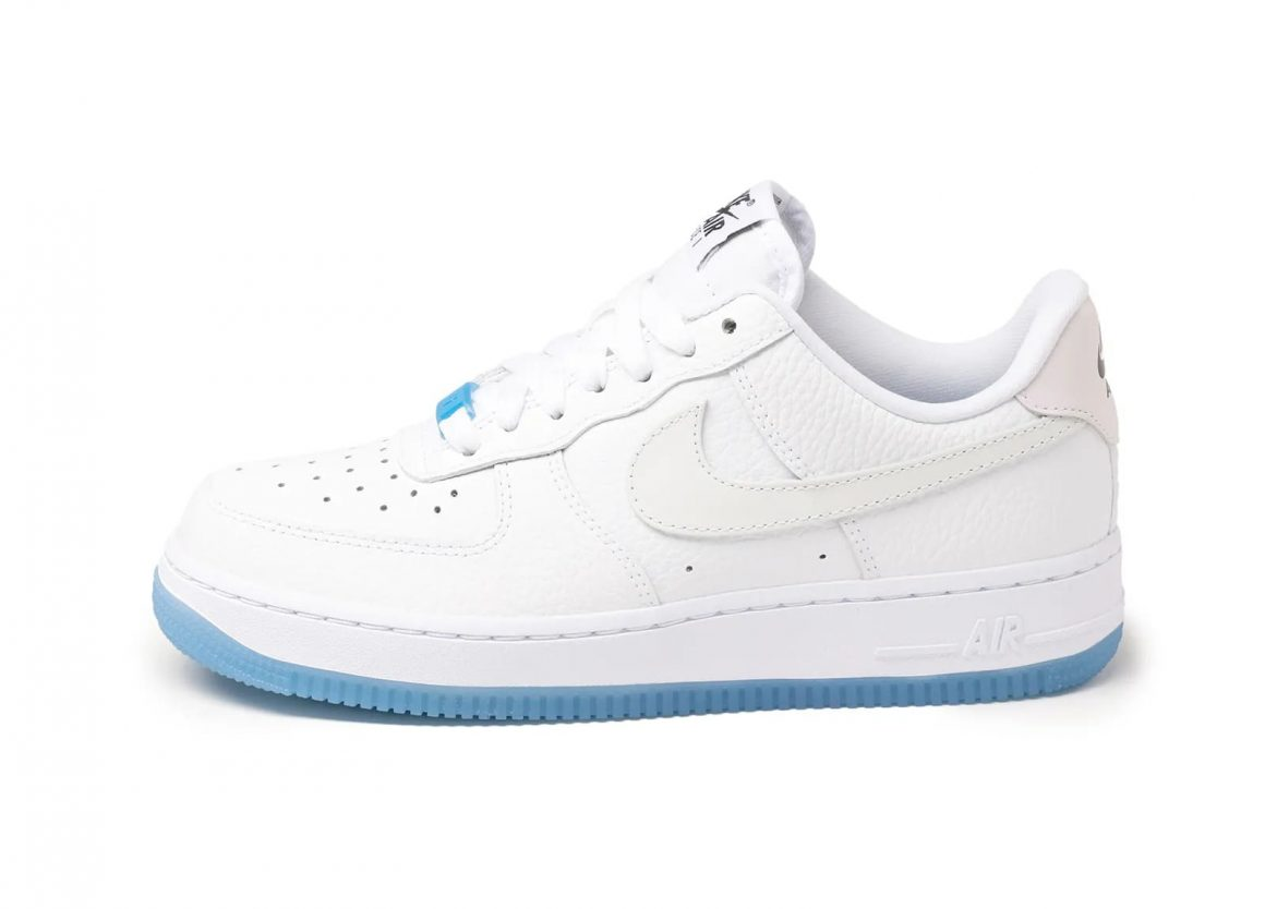Nike Wmns Air Force 1 Low UV-Pack Lateral Side