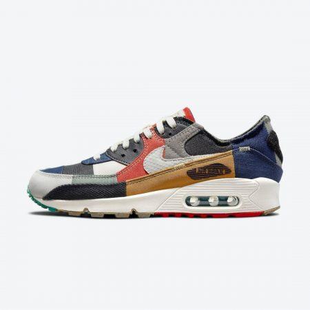 Nike Wmns Air Max 90 Scrap QS DJ4878-400 Titel