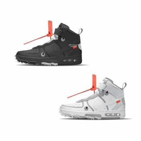 Off-White x Nike Air Force 1 2002 Titel