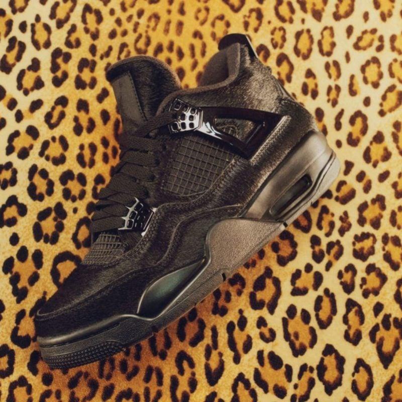 Olivia Kim x Nike Jordan 4 CK2925-001