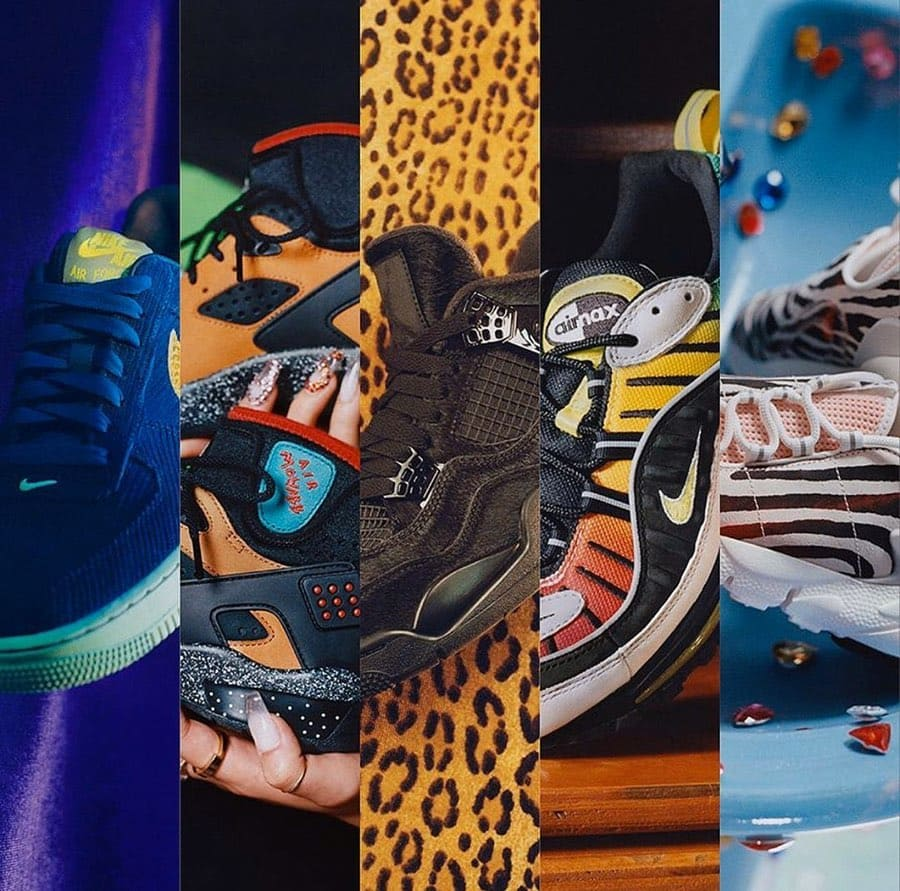 Olivia Kim x Nike No Cover Titelbild