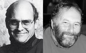 Peter Moore und Rob Strasser