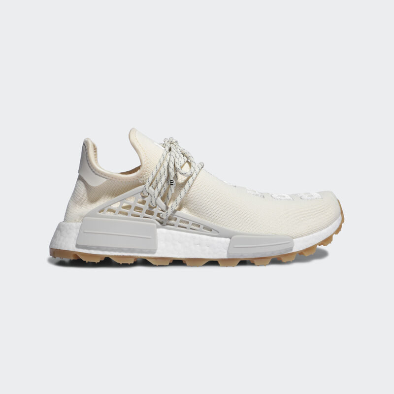 Pharrell adidas Hu NMD Cream-White EG7737