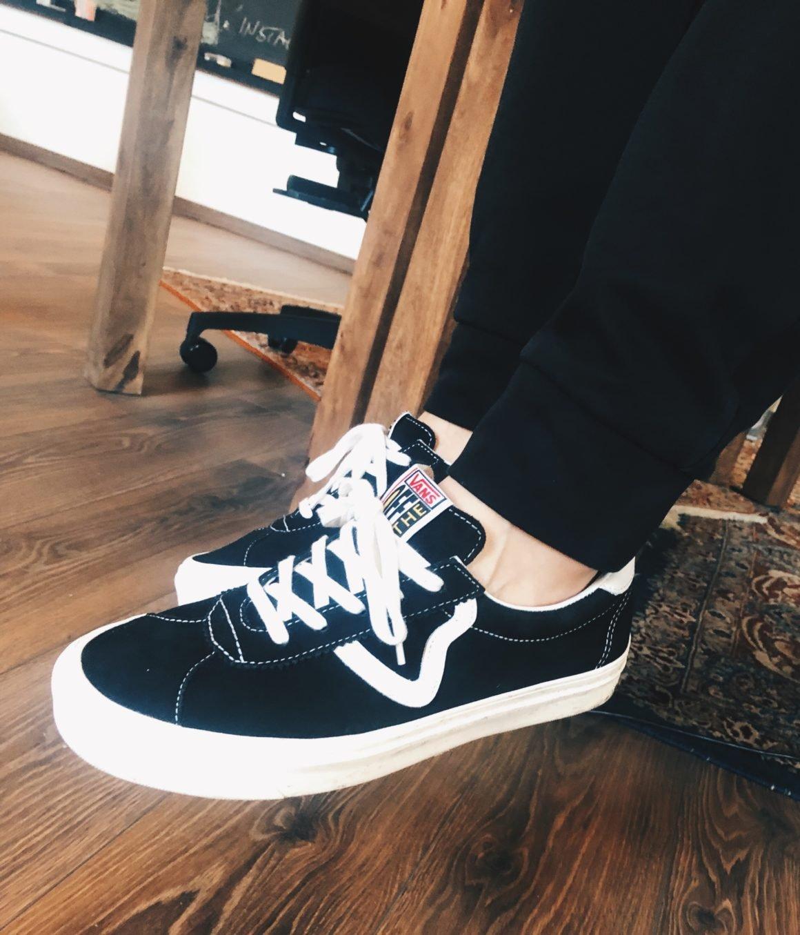 Rami Praise Mag Vans Sneaker
