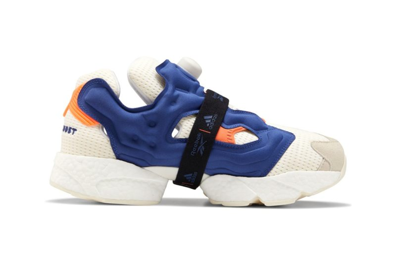 Reebok x adidas Instapump Fury Boost Prototype