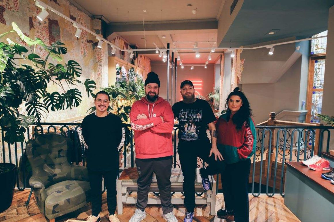 Sneakersnstuff-Berlin-Store-Team