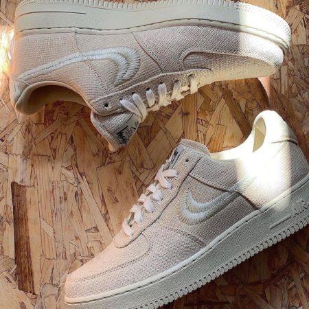 Stüssy x Nike Air Force 1 Low