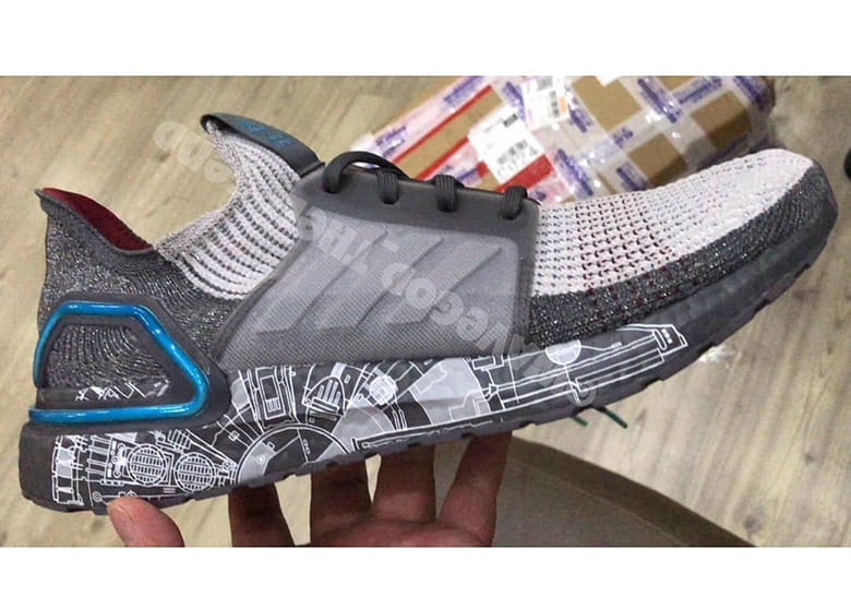 Star Wars x adidas Ultra Boost Millennium Falcon