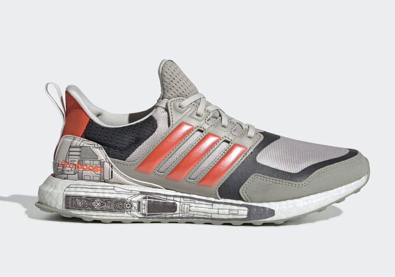 Star Wars x adidas Ultra Boost X-Wing